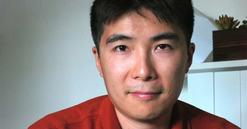 Photo of Pius Wong, host of the podcast